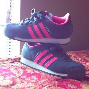 Adidas somoa running sneakers